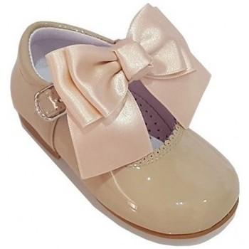 Sapatos Rapariga Sapatos & Richelieu Bambi 19580 castanho