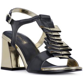 Sapatos Mulher Sandálias Apepazza NERO HEEL SANDAL Nero