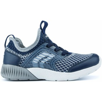 Sapatos Rapaz Sapatilhas Geox SNEAKERS  SVETH J826PA NAVY