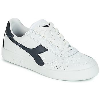 Sapatos Sapatilhas Diadora B.ELITE Branco / Marinho