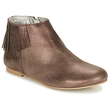Sapatos Mulher Botas baixas Ippon Vintage DOLLY MAGIC Bronze