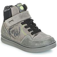 Sapatos Rapaz Sapatilhas de cano-alto Primigi (enfant) AYGO GORE-TEX Cinza