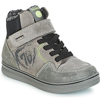 Sapatos Rapaz Sapatilhas de cano-alto Primigi AYGO GORE-TEX Cinza