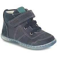 Sapatos Rapaz Botas baixas Primigi PALMER Azul