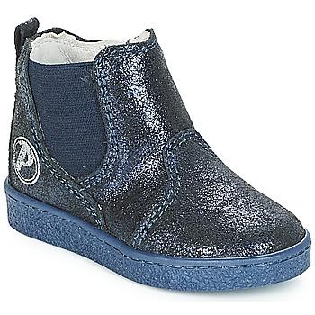 Sapatos Rapariga Botas baixas Primigi WODY Azul