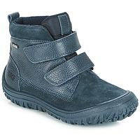 Sapatos Rapaz Botas baixas Primigi POG 24371 GORE-TEX Azul