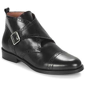 Sapatos Mulher Botas baixas Jonak DRISANA Preto