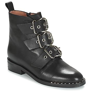 Sapatos Mulher Botas baixas Jonak DIRCE Preto