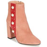 Sapatos Mulher Botins Jonak CHERRY Rosa