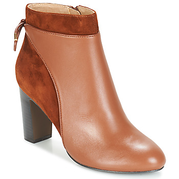 Sapatos Mulher Botins Jonak BEAR Conhaque