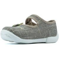 Sapatos Criança Sabrinas Vulladi FABRICANTES  DESI FLORES K 5776 TAUPE