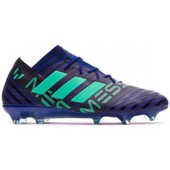 Sapatos Chuteiras adidas Performance Nemeziz Messi 17.1 FG Unity ink-Hi-res green-Core black