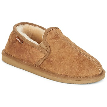 Sapatos Homem Chinelos Shepherd BOSSE Camel