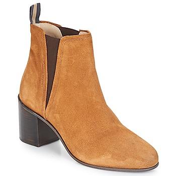 Sapatos Mulher Botins Marc O'Polo CAROLINA Camel