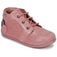 Sapatos Rapariga Botas baixas Aster DILA Rosa