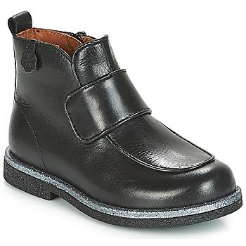 Sapatos Rapariga Botas baixas Aster EVA Preto