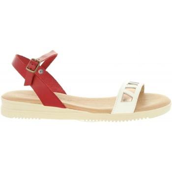 Sapatos Mulher Sandálias Cumbia 20575 Rojo