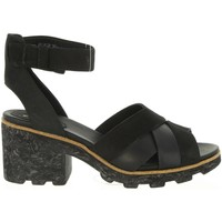 Sapatos Mulher Sandálias Clarks 26132197 RENE Negro