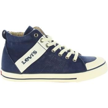 Sapatos Criança Sapatilhas Levi's VALB0005T ALABAMA HI Azul