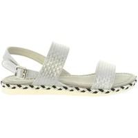 Sapatos Mulher Sandálias Sprox 392741-B7630 Plateado