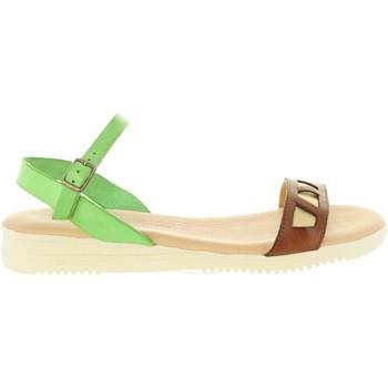 Sapatos Mulher Sandálias Cumbia 20575 Verde
