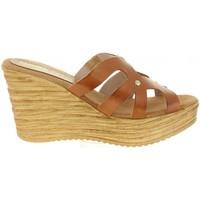 Sapatos Mulher Sandálias Cumbia 30986 Beige