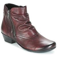 Sapatos Mulher Botins Remonte Dorndorf SORIAL Maroon