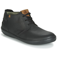 Sapatos Homem Botas baixas El Naturalista METEO Preto