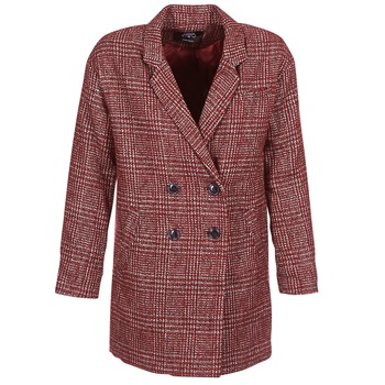Textil Mulher Casacos Le Temps des Cerises LADY Bordô