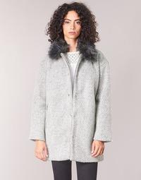 Textil Mulher Casacos Le Temps des Cerises DUCHESSE Cinza