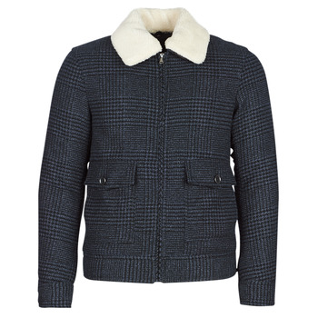 Textil Homem Casacos Sisley FADVIN Cinza