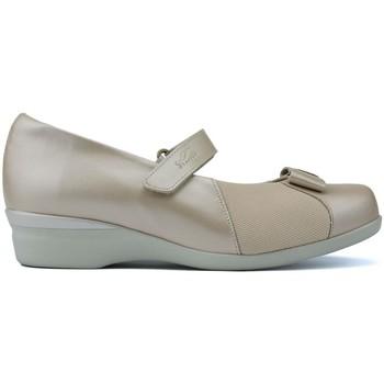 Sapatos Mulher Sabrinas Dtorres LETINAS  ALMA W BEIGE