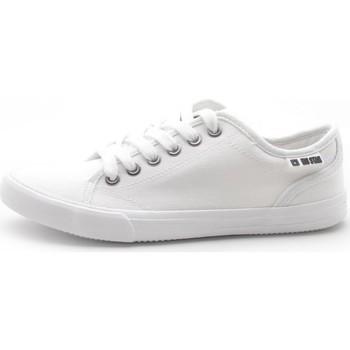 Sapatos Mulher Sapatilhas Big Star W274835 Branco