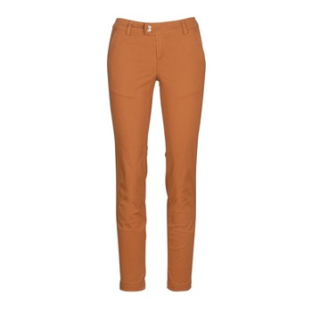 Textil Mulher Chinos Les Petites Bombes VAWO Conhaque
