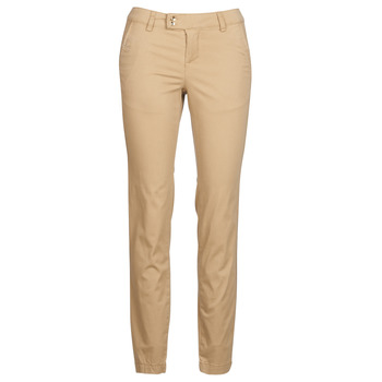 Textil Mulher Chinos LPB Woman SKIBLOU Bege