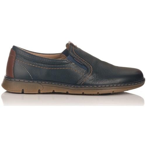 Sapatos Slip on Luisetti  Azul