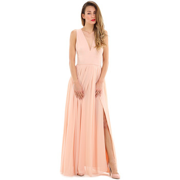 Textil Mulher Vestidos Kocca Vestido EGRET Rosa