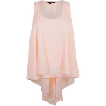Textil Mulher Tops / Blusas Kocca Blusa BEWKIN Rosa