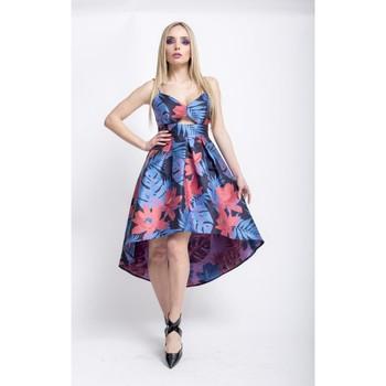 Textil Mulher Vestidos Kocca Vestido LALA Azul