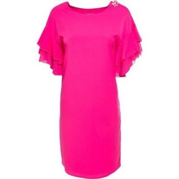 Textil Mulher Vestidos Kocca Vestido FRANCIA Rosa