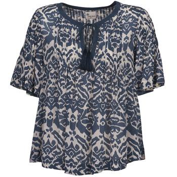 Textil Mulher Tops / Blusas Stella Forest ANNAICK Cru / Azul