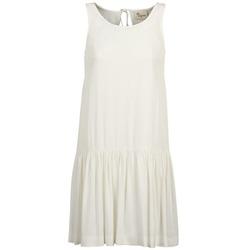 Textil Mulher Vestidos curtos Stella Forest DELFINEZ Cru