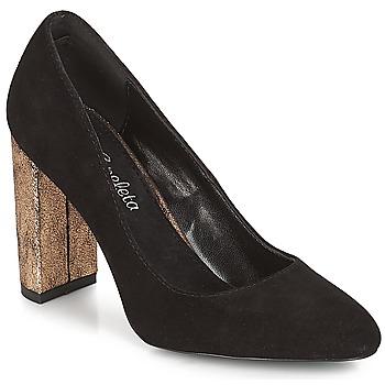 Sapatos Mulher Escarpim Lola Espeleta ERWANA Preto