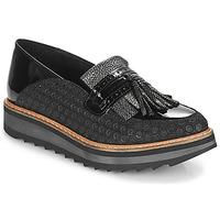 Sapatos Mulher Mocassins Regard RINOVI V2 COMET NERO Preto