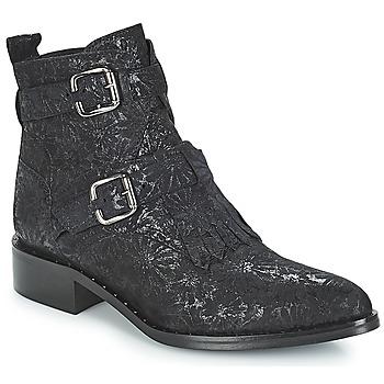 Sapatos Mulher Botas baixas Philippe Morvan SMAKY1 V2 DAISY LUX Preto