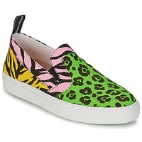 Sapatos Mulher Slip on Moschino Cheap & CHIC LIDIA Multicolor