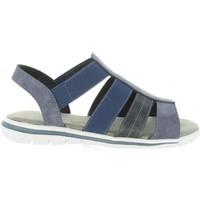 Sapatos Mulher Sandálias Sprox 391796-B7630 Azul