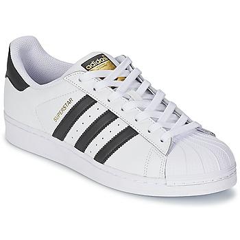 Sapatilhas adidas Originals SUPERSTAR Branco / Preto 350x350