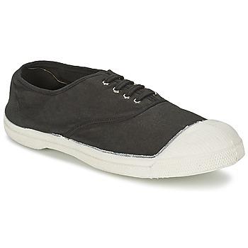 Sapatos Mulher Sapatilhas Bensimon TENNIS LACET Cinza / Escuro