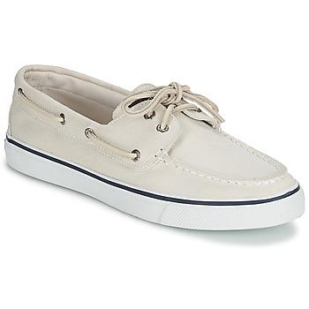 Sapatos Mulher Sapato de vela Sperry Top-Sider BAHAMA Branco